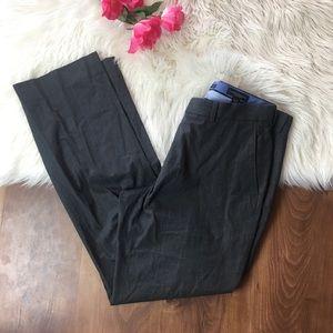 Banana republic Mens Pants classic fit gray